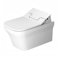 Электронный унитаз Duravit SensoWash Slim P3 Comforts подвесной