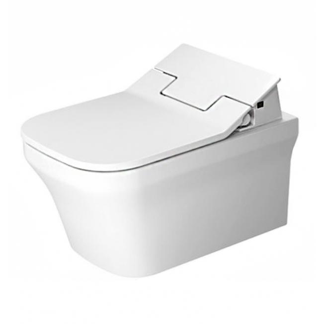Электронный унитаз Duravit SensoWash Slim P3 Comforts подвесной 611400002000300