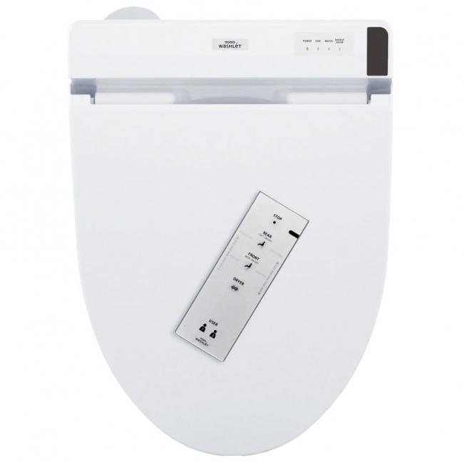 Электронная крышка-биде TOTO Washlet GL 2.0